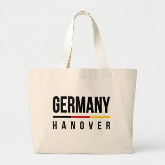 Hanover Tyskland Jumbo Tygkasse