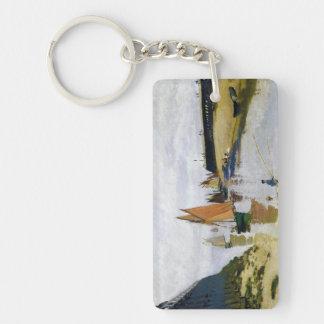 Hänrycka till porten av Trouville Claude Monet