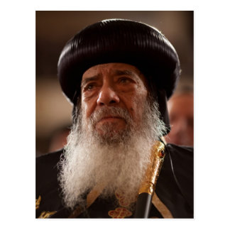 Hans helighetPope Shenouda III Vykort
