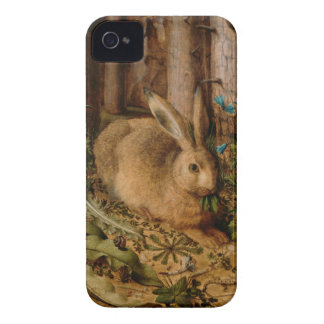 Hans Hoffmann en Hare i skogen Case-Mate iPhone 4 Case