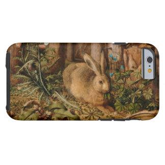Hans Hoffmann en Hare i skogvintagen Tough iPhone 6 Case