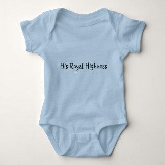 Hans kungliga Highness Tee