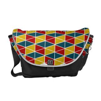 Hantverk Colorey/utvändigt tryck för Messenger Bag