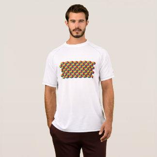 Hantverket Colorey/torr manar mästaredubbla T-shirt