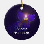 Hanukkah ängelprydnad juldekoration