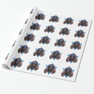Hanukkah davidsstjärna - pudel - Bix Presentpapper