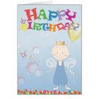 Happy Birthdaycard Primus Hälsningskort