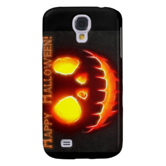 Happy halloween 4 med text galaxy s4 fodral