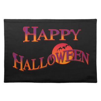 Happy halloween bordstablett