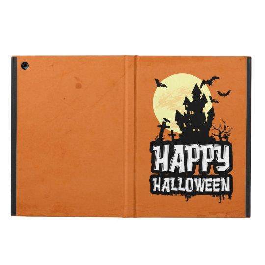 Happy halloween iPad air skydd