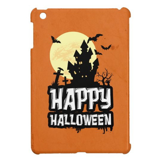 Happy halloween iPad mini mobil fodral