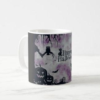 Happy halloween kaffemugg