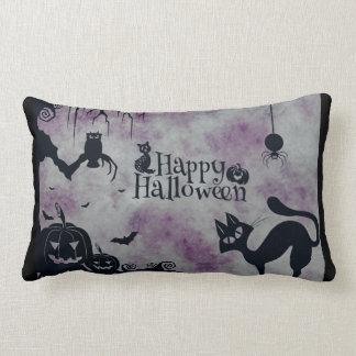Happy halloween lumbarkudde