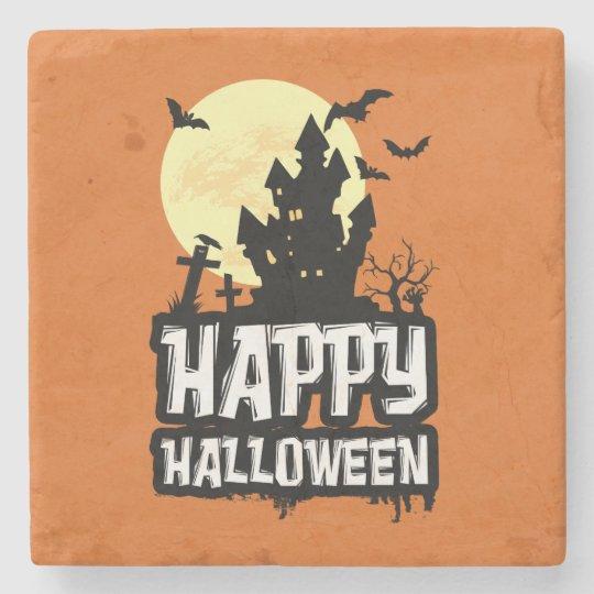 Happy halloween stenunderlägg