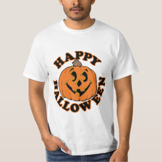 Happy halloweenjack O'Lantern T-shirts