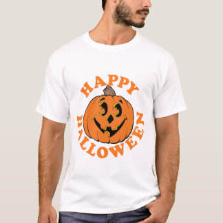 Happy halloweenjack O'Lantern Tshirts