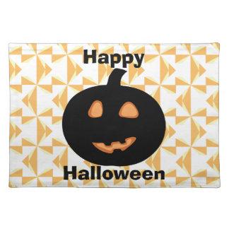 Happy halloweenpumpa bordstablett