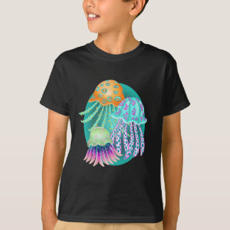 Happy Jellyfish T-shirts