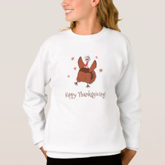 Happy thanksgiving roliga Turkiet T Shirt