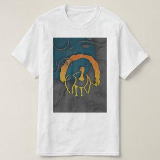 Happy thanksgiving skuggar Turkiet T-shirt