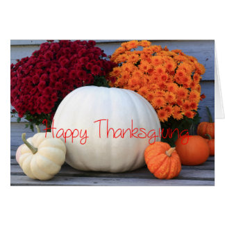Happy thanksgivinghälsningkort hälsningskort