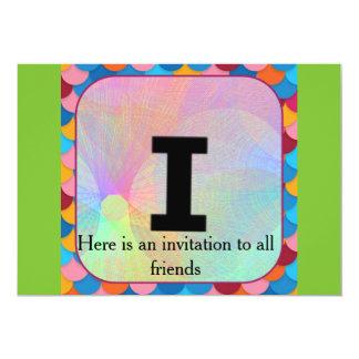Här är en inbjudan till alla vänner