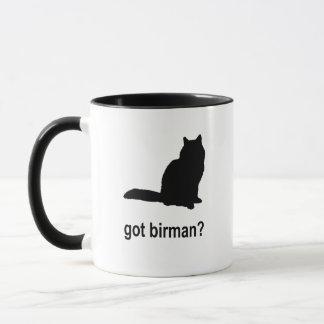 Har Birman? Mugg