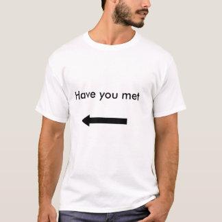 Har du mött? Vingemantshirt T Shirt