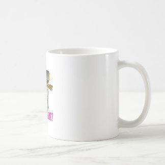Har grillar? kaffemugg