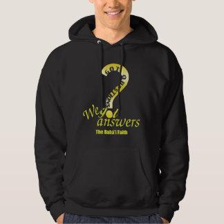 Har ifrågasätter sweatshirt med luva