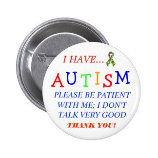 Har jag Autism att knäppas