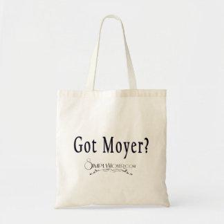 Har Moyer? hänga lös Budget Tygkasse