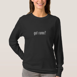 har rome? t-shirts
