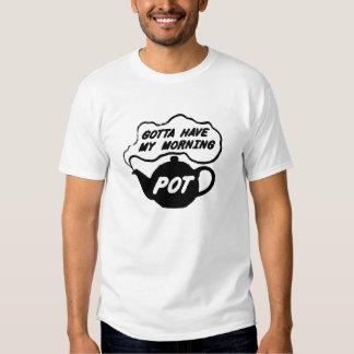 Har som har min morgonkruka t shirts