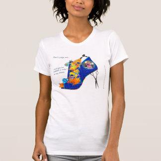 Hår stylist förstörd T Tee Shirts