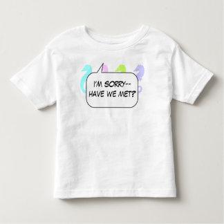 Har vi mötte t-shirt