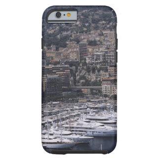 Härbärgera lodrät beskådar, Monte - carlo, fransk Tough iPhone 6 Fodral