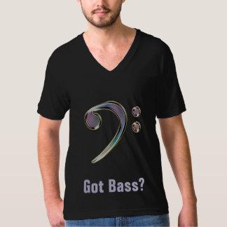 Harbas? Mörk för ~ för utslagsplats för T-shirt