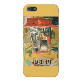 HÅRD HATT iPhone 5 COVER