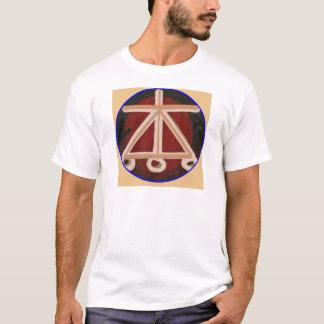 HÄRD - Karuna Reiki som läker symbol T-shirt
