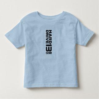 Hård logotyp T för drev 13 Tee Shirt