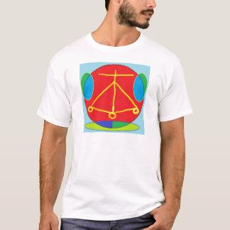 HÄRDKaruna Reiki energi Tee Shirt