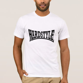 Hardstyle logotyp tee shirt