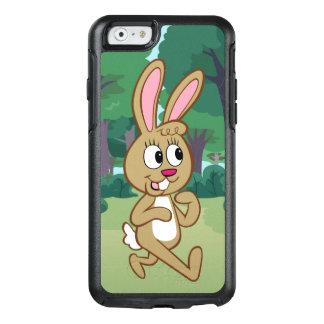 Hare för skogsvaktarestack   Becky OtterBox iPhone 6/6s Skal