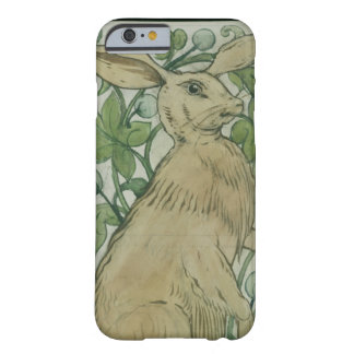Hare (w/c på papper) barely there iPhone 6 skal