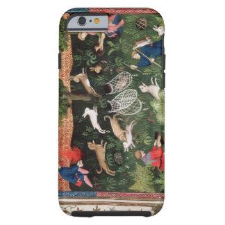 Hares för jakt fol.92 för Ms Fr 616, från livren Tough iPhone 6 Case