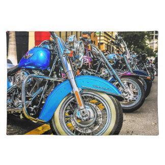 Harley Davidson motorcyklar Bordstablett