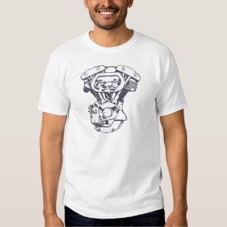 Harley Davidson Shovelhead T Shirts