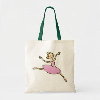 Härlig Ballerina Tygkasse