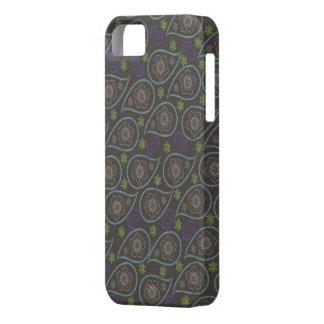 Härlig blommadesigniphone case iPhone 5 Case-Mate fodraler